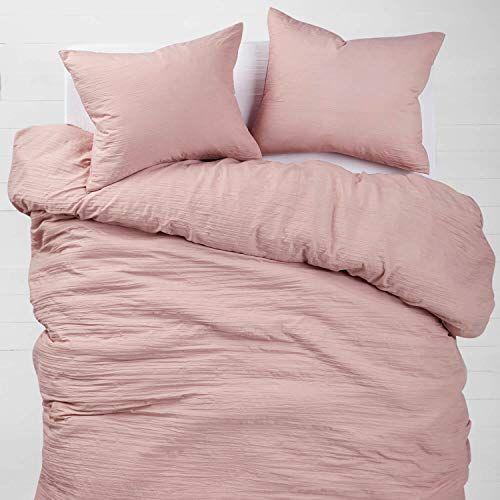 Dormify Scarlett Comforter And Sham Bed Set Dorm Room Bedding Dusty Rose Twin Twin Xl Dormify Pink Comforter Rose Bedroom Rose Comforter