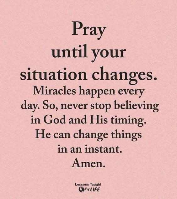 Amen With Images Prayer Quotes Spiritual Quotes Quotes