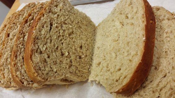 Steel Cut Oatmeal Honey Bread