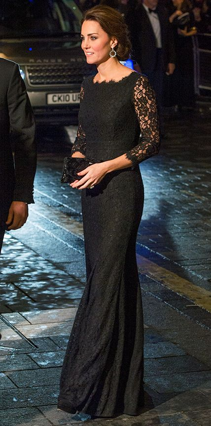 D g black dress kate