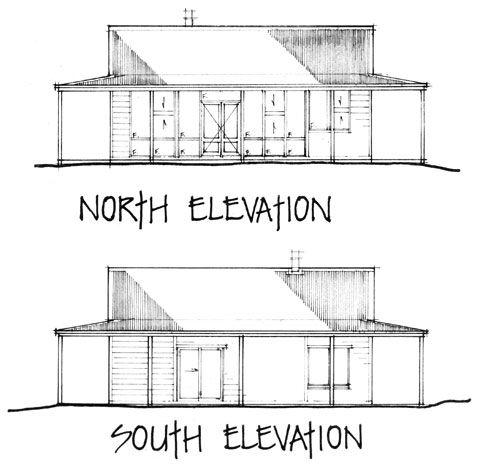 Australian bush house plans house design plans for Bush house designs