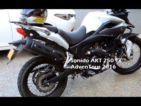 Sonido AKT 250 TT AdvenTour 2016