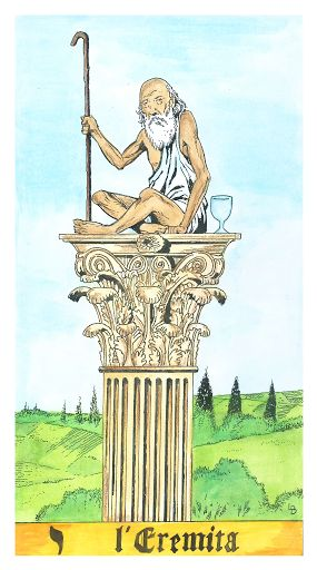 9 l'eremita
