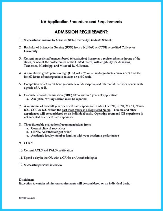 awesome Perfect CRNA Resume to Get Noticed by Company, Check more - crna resume
