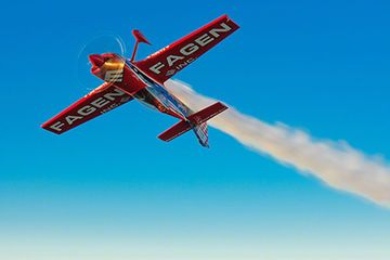 How to take photos at airshows