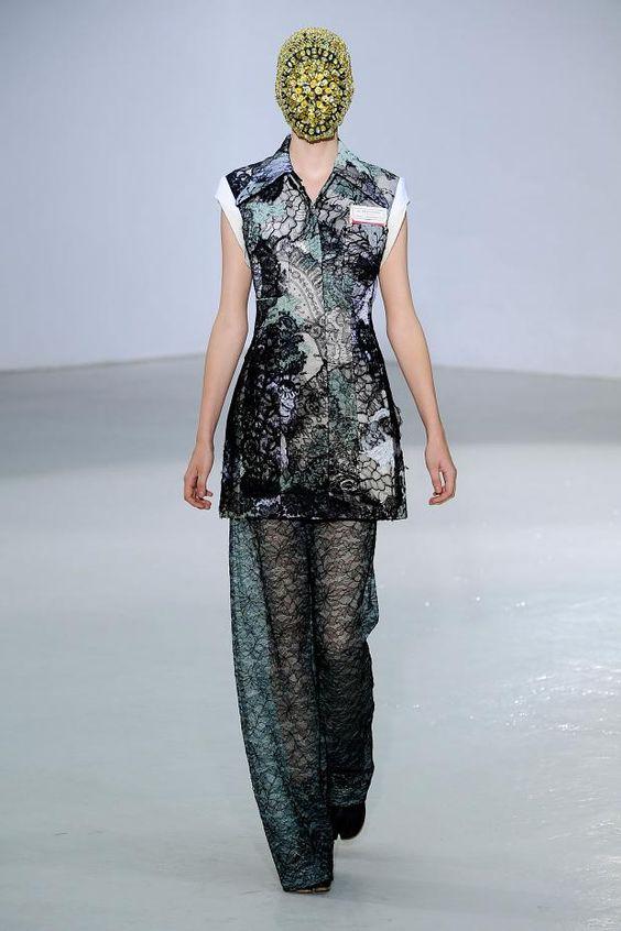 Maison Martin Margiela Haute Couture Autumn 2012