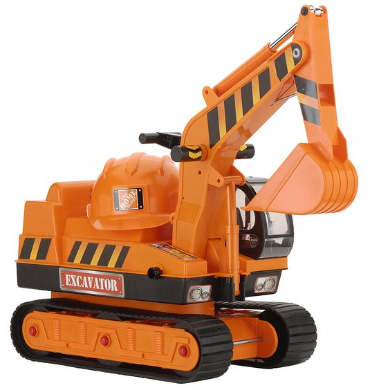 Toys R Us Ride : The home depot ride on excavator toys r us quot