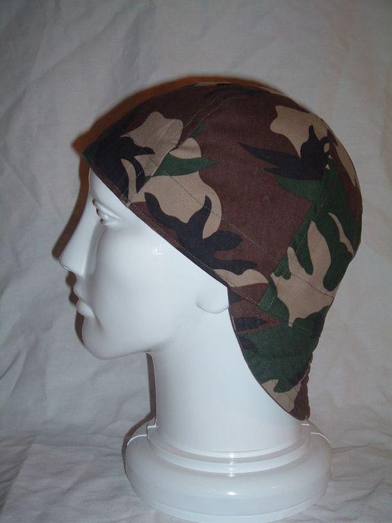 Welding Hat Welders Cap Welding Cap - Classic Camo #WeldingHatsWeldersCapsWeldingCaps #WeldingHatsWeldersCapsPipeWeldingCaps