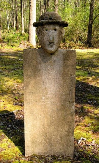 Anonymous Works: Slave Grave Marker How sad is this, and more than most received.