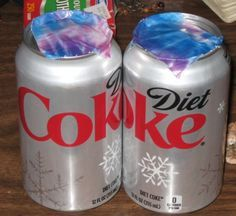 Reuse soda cans and make your dog stop barking!