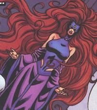 Medusalith Amaquelin (Earth-58163) - I like this costume better than Medusa Earth 616 costume