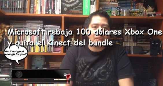 Desucast - Microsoft rebaja 100 dólares Xbox One y quita el Kinect en el...