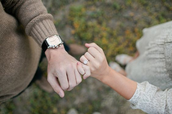 pinky promise ring shot | Troy Grover Photographers