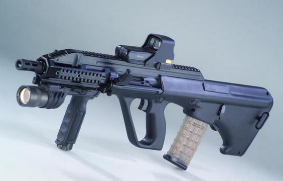 5 Of The Best Combat Rifles photo