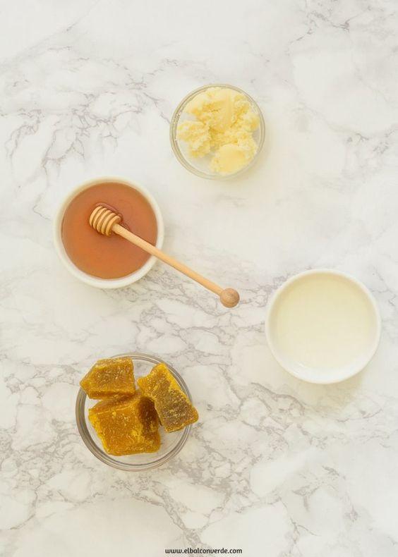 Receta Cosmetica Natural: Balsamo labial con miel - El Balcon Verde