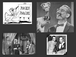 Groucho Marxs - You Bet Your Life