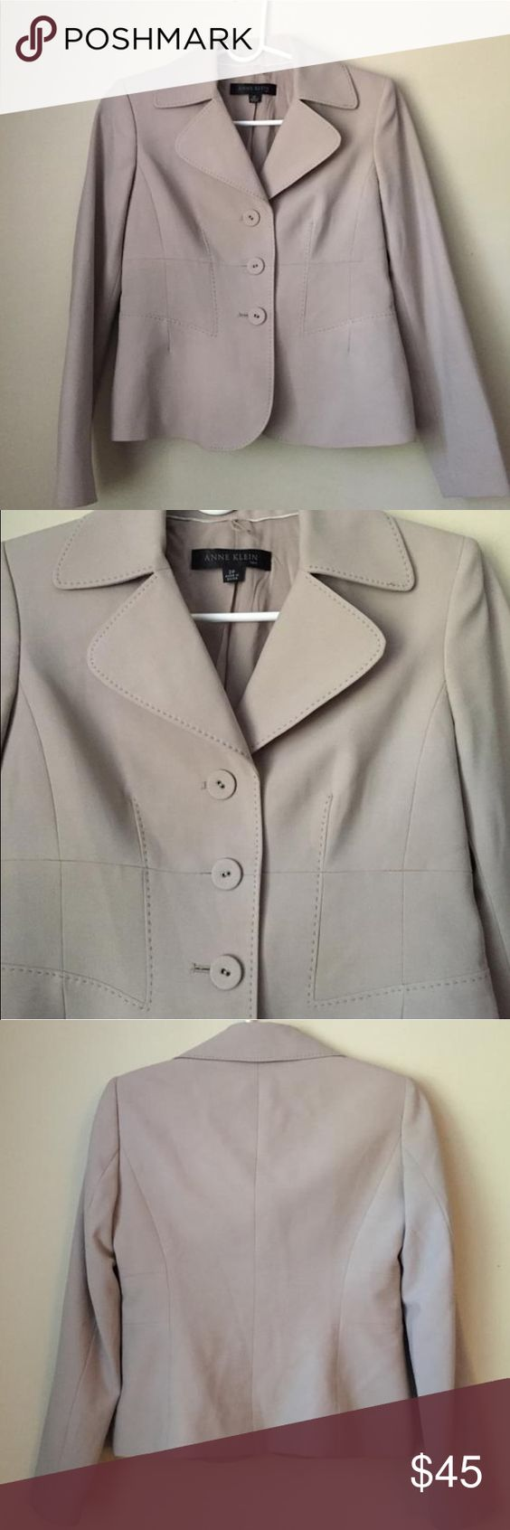 Anne Klein blazer. Excellent condition, like new! Anne Klein Jackets & Coats Blazers