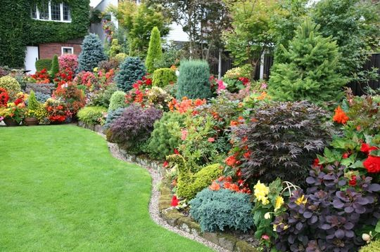 Gardens Tops And Flower Beds On Pinterest 400 x 300