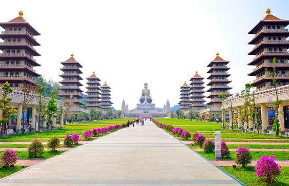 Phật Quang Sơn tại Cao Hùng
