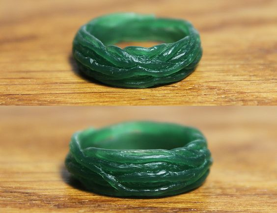 Wax - Root Ring by Eliandar