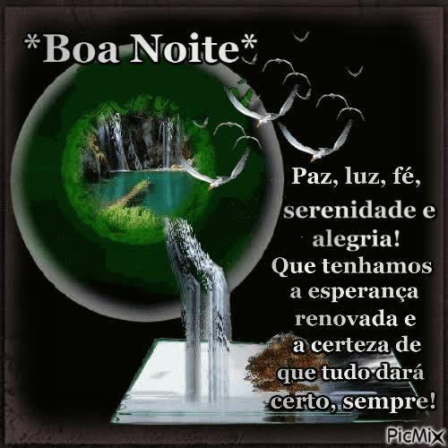 Noite De Paz E Muita Luz Mensagem De Boa Noite Mensagens