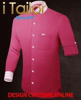 Design Custom Shirt 3D $19.95 herrenanzüge Click http://itailor.de/suit-product/herrenanzüge_it52113-1.html