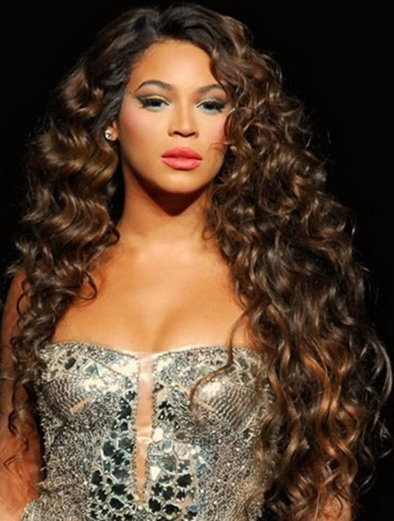 Cool Curly Weave Hairstyles Curly Weaves And Weave Hairstyles On Pinterest Hairstyle Inspiration Daily Dogsangcom