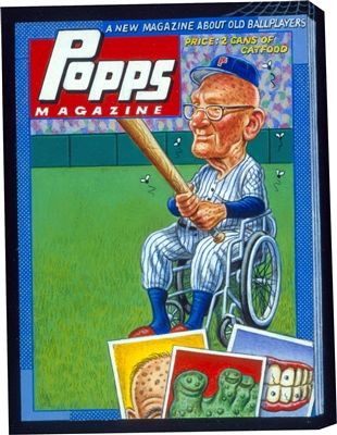 Popps Magazine: Topps Wacky Packages Wall Graphics from WALLS 360. http://www.walls360.com/wackypackages