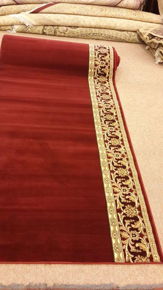 Anda Butuh Karpet Polos Medena Iranshar Kingdom Yasmin