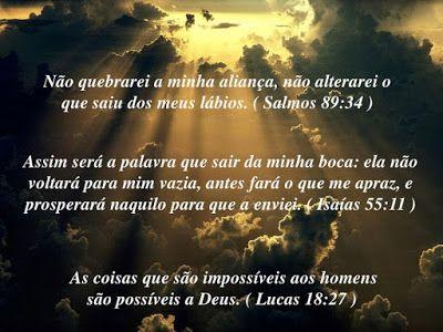 Promessas para hoje: Promessas de Deus para Nós