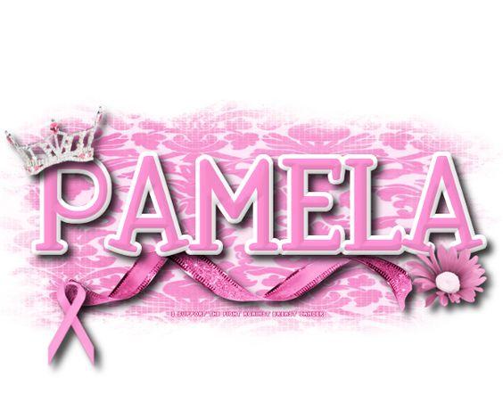 Pamela glitter and sparkly
