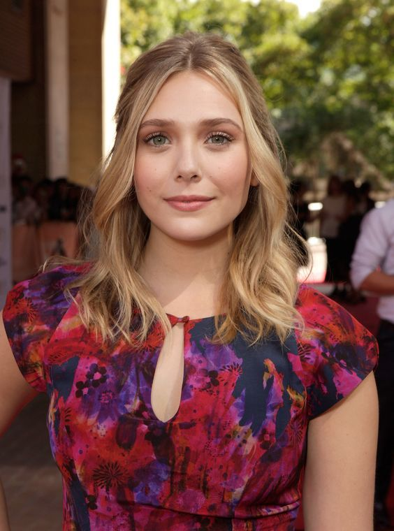 Kenalan Yuk Dengan Elizabeth Olsen, Sang Penyihir Cantik Dari Avengers!!