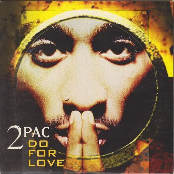 2Pac, Eric Williams – Do for Love (single cover art)
