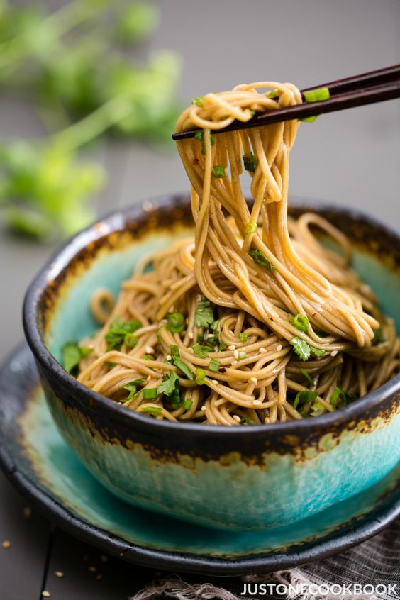 Soba Salad   Easy Japanese Recipes at JustOneCookbook.com