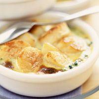 Découvrez la recette Coquilles Saint-Jacques à la crème sur cuisineactuelle.fr.
