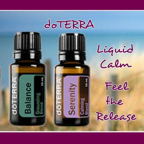 Image result for Serenity doTERRA images