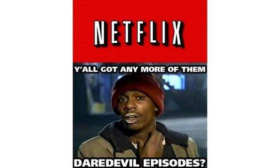 Marvel TV Shows Daredevil