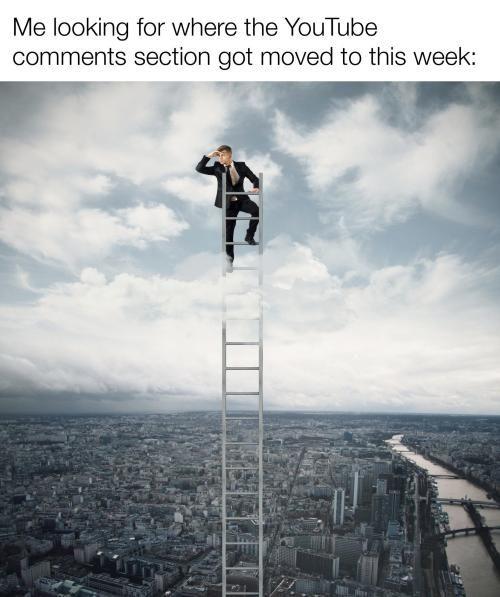 Awesomacious Every Single Week Youtube Comments Girl Memes Memes