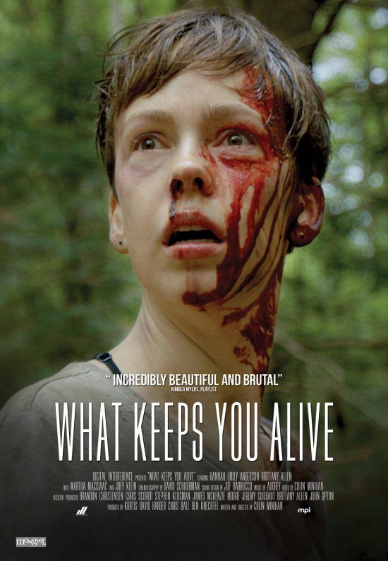 What Keeps You Alive Watch The Trailer For New Horror Live For Films Full Movies Movies To Watch Online Full Movies Online