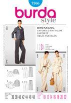 Burda Style, Pantsuit