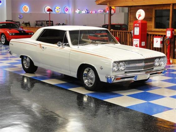 1965 Chevy Malibu....mine was light blue metallic with fawn beige interior....What a great car...It would flat-out fly!!!!! (327 stock engine)