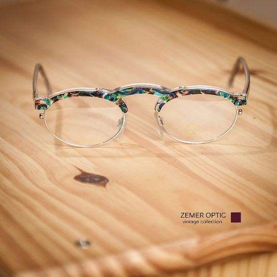 Vintage Women  Eye Glasses ZAKENTOPTIK 60s 70s Retro Fashion Eye wear Unworn  Change to sun lenses or optical FREE #63 by ZemerOptic on Etsy