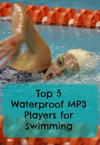 The 6 Best Mp3 Players for Swimming in Summer