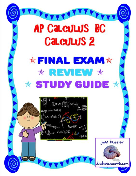 Final Exam Study Guide on Calculus 1 - Course Hero
