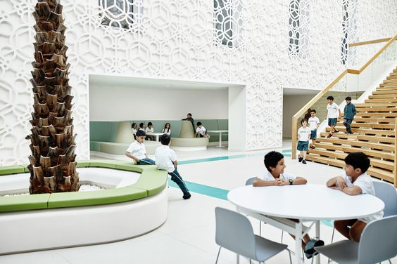 Gallery of The Sheikh Zayed Academy / Rosan Bosch Studio - 11