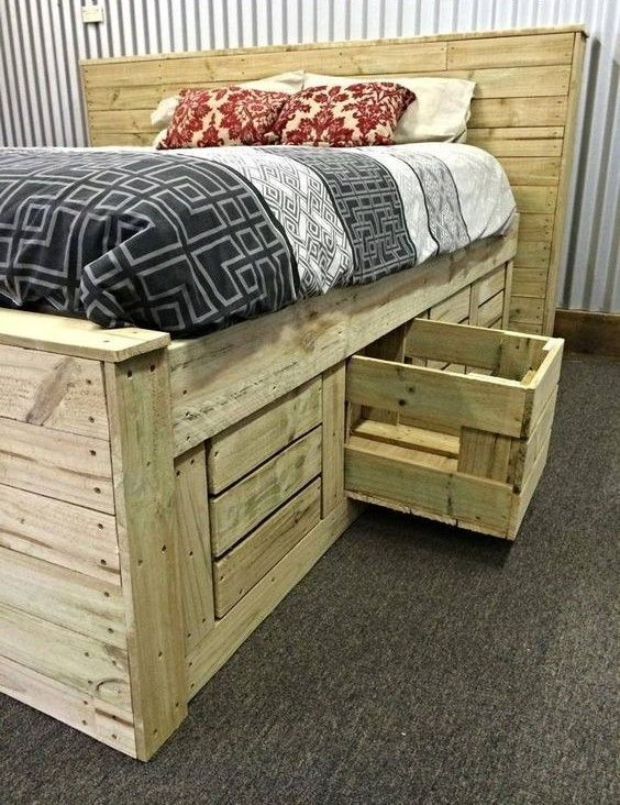 55 Diy Pallet Recycling Ideas And Designs Pallet Furniture
