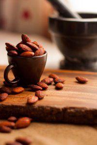 Traeger Smoked Almonds