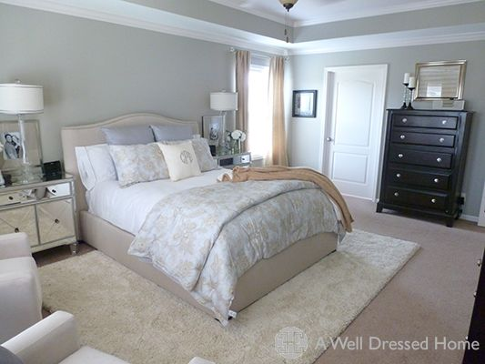 Beautiful Bedroom Rug On Carpet Color Have Similar Dresser Mirror Nightstands And Models Ideas
