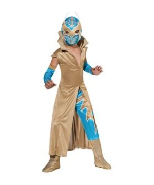 Wwe Halloween Costumes For Kids wwe costumes ebay Wwe Sin Cara Kids Halloween Costume Boys Costumes