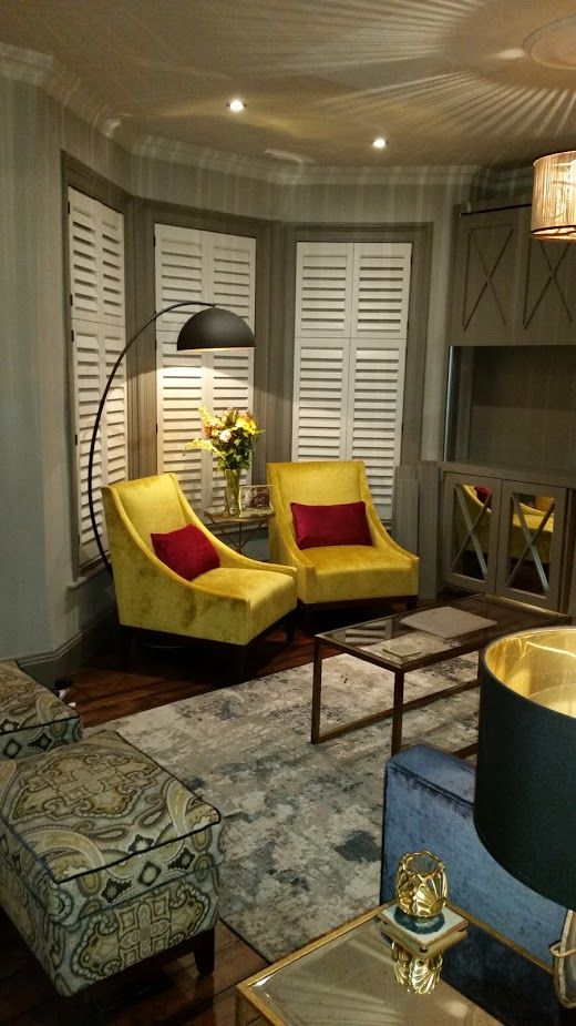 Hotel Chic Living Room